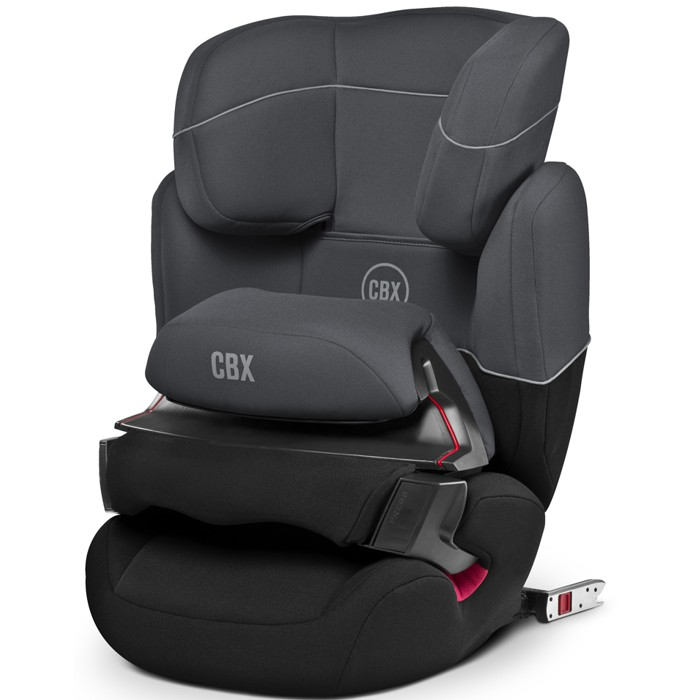 Автокресло гр. 1/2/3 (9-36 кг) CBX by CYBEX Aura-Fix