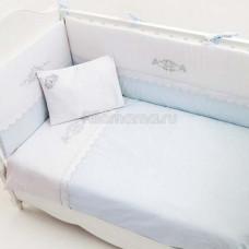 Постельное белье FUNNABABY Prince 5 предметов 120х60 см
