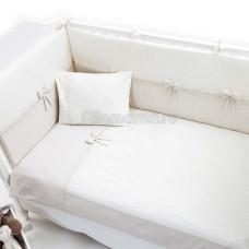 Постельное белье FUNNABABY Premium Baby 5 предметов 120х60 см