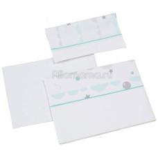 Постельное белье MICUNA Aqua 3 предмета 140х70 TX-823