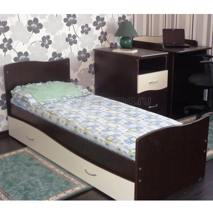 Детская кроватка-трансформер ТМК Островок уюта Чунга-Чанга (маятник)