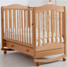 Детская кроватка ГАНДЫЛЯН Ванечка 120х60 см