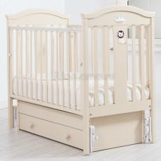 Детская кроватка ГАНДЫЛЯН Даниэль 120х60 см (маятник универсальный)