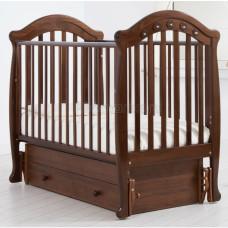 Детская кроватка ГАНДЫЛЯН Джозеппе 120х60 см (маятник универсальный)