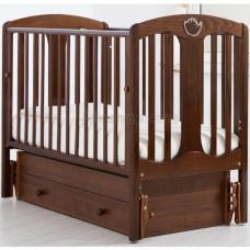 Детская кроватка ГАНДЫЛЯН Диана 120х60 см (маятник универсальный)