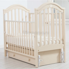 Детская кроватка ГАНДЫЛЯН Софи 120х60 см (маятник универсальный)