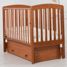Детская кроватка ГАНДЫЛЯН Чу-ча 120х60 см (универсальный маятник)