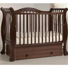 Детская кроватка ГАНДЫЛЯН Габриэлла 120х60 см (маятник универсальный)