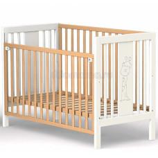 Детская кроватка FIORELLINO Giraffe 120х60 см