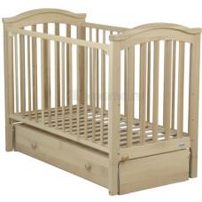 Детская кроватка FIORELLINO Slovenia 120х60 см (маятник)