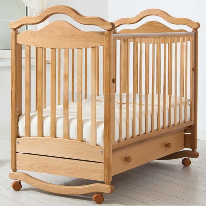 Детская кроватка ГАНДЫЛЯН Анжелика