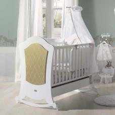Детская кроватка MICUNA Alexa Relax 120х60 см