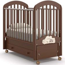 Детская кровать NUOVITA Grano swing с продольным маятником