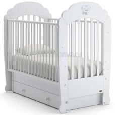 Детская кровать NUOVITA Parte swing с поперечным маятником