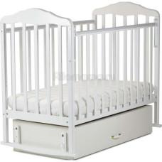 Кровать детская SKV company Берёзка с ящиком
