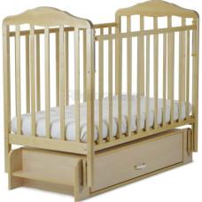 Кровать детская SKV company Берёзка маятник универсальный