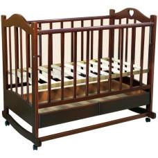 Кровать детская Vedruss Лана №2 сердечко