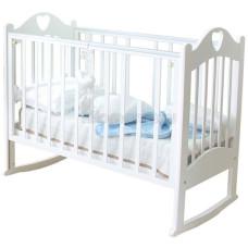 Детская кроватка Красная Звезда (Можга) Любаша С 635 (качалка)