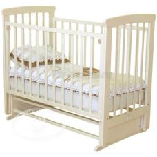 Детская кроватка Красная Звезда Марина С-700 (маятник)