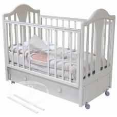 Детская кроватка Красная Звезда (Можга) Карина С-555 (маятник)