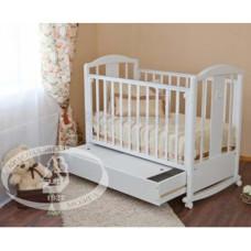 Детская кроватка Красная звезда Янина С564 (качалка)