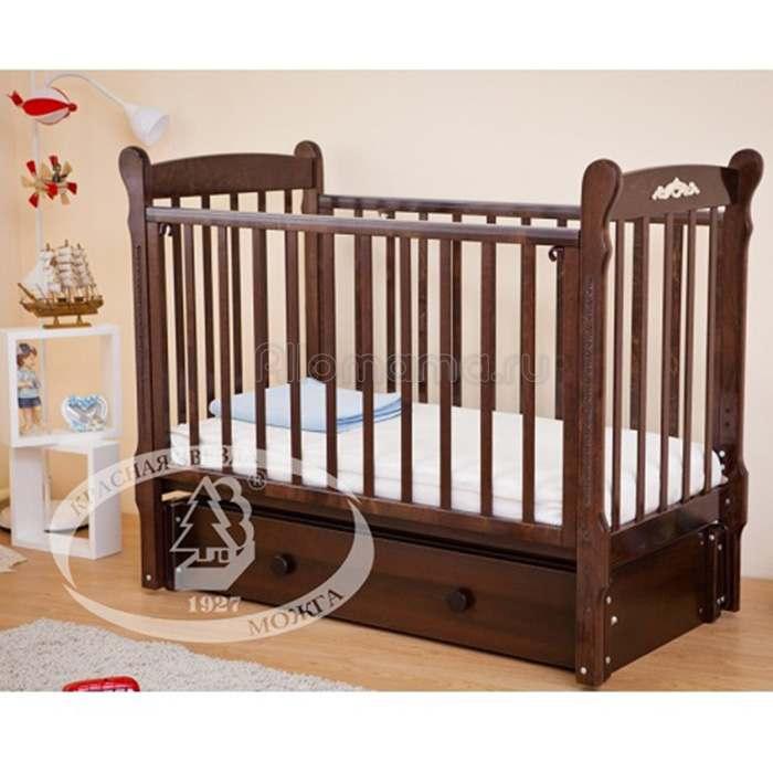 Детская кроватка Красная Звезда (Можга) Артём С579