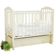 Детская кроватка Красная Звезда (Можга) Регина С 600 (маятник)