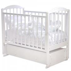 Детская кроватка Красная Звезда (Можга) Регина С 602 (маятник)