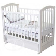 Детская кроватка Красная Звезда Ирина С-625 (маятник)