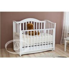 Детская кроватка Красная Звезда (Можга) Леонардо С770 (продольный маятник)