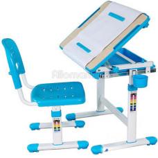 Детская парта-трансформер и регулируемый стул FUNDESK Bambino