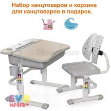 Детская парта и стул MEALUX EVO 03
