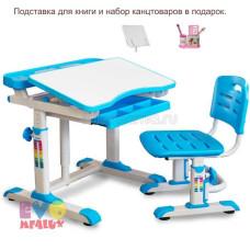 Детская парта и стул MEALUX BD-09
