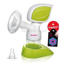 Двухфазный электрический молокоотсос RAMILI Single Electric SE150