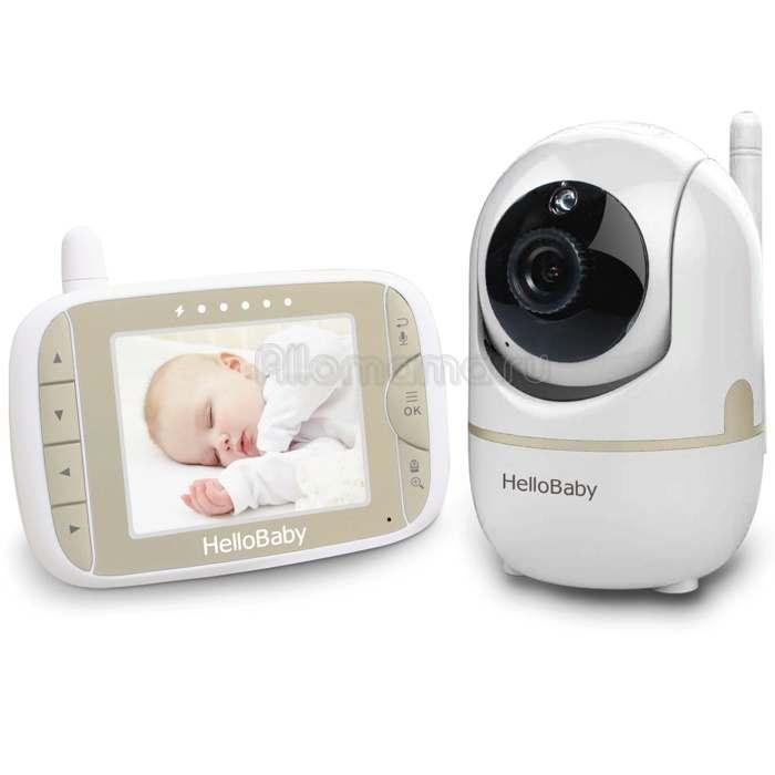 Видео-няня HelloBaby HB65