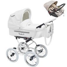 Коляска для новорожденного+автокресло REINDEER Prestige Lily