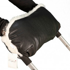 Муфта для рук на коляску ESSPERO LIT Leatherette (эко кожа)