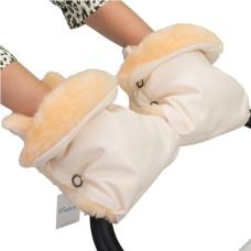 Муфта - рукавички для коляски Esspero Olsson (100% овечья шерсть)