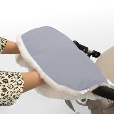 Муфта для рук на коляску ESSPERO Soft Fur