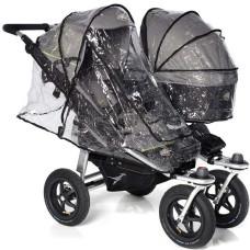 Дождевик для коляски TFK Twin Adventure для одного сидения