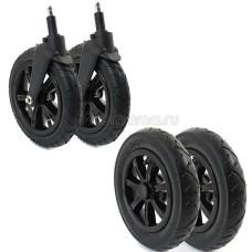 Комплект надувных колес VALCO BABY Sport Pack для Snap 4, Snap 4 Ultra, Snap Duo / Black