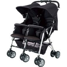Прогулочная коляска для двойни COMBI Spazio Duo