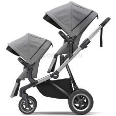 Прогулочная коляска для двойни THULE Sleek