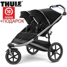 Прогулочная коляска для двойни THULE Urban Glide 2 Double New
