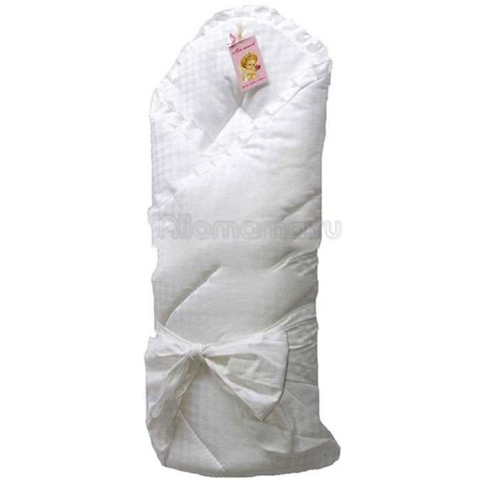 Конверт - одеяло на выписку МОЙ АНГЕЛОК Солнышко