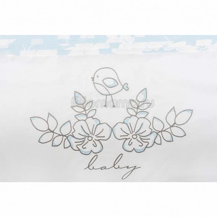Комплект постельного белья Bebe Luvicci Baby Birdie (6 предметов)