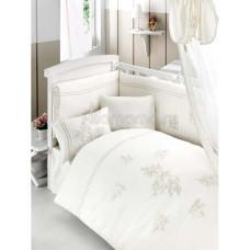 Комплект постельного белья Bebe Luvicci Glossy (6 предметов)
