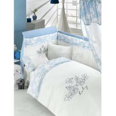 Комплект постельного белья Bebe Luvicci Baby Birdie (3 предмета)