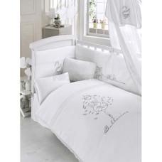 Комплект постельного белья Bebe Luvicci Ballerina (3 предмета)