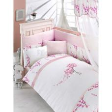 Комплект постельного белья Bebe Luvicci Blossom (3 предмета)
